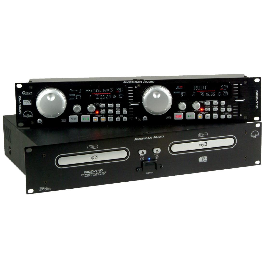 MCD 710 MP3 Player