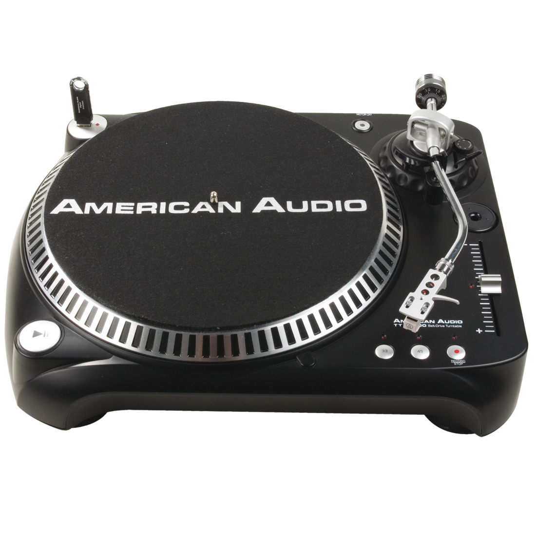 TT Record - USB recording turntable