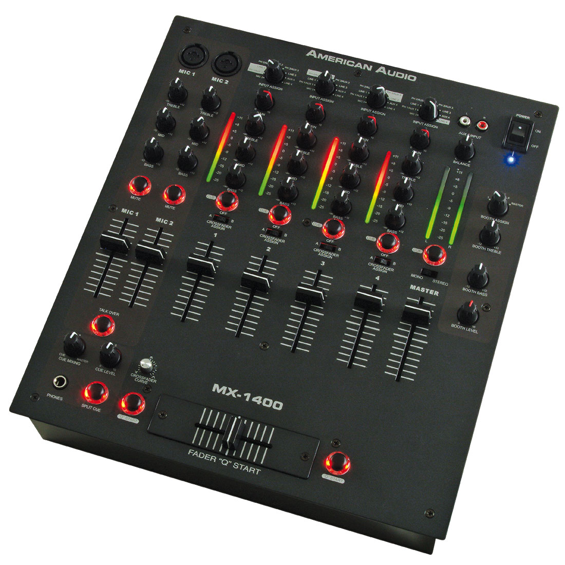 MX-1400 Club mixer