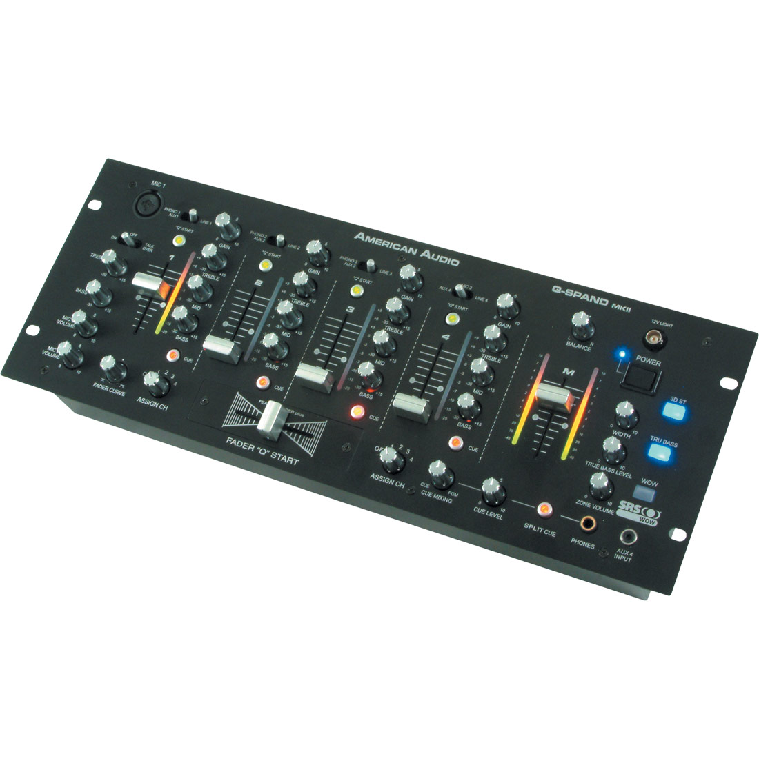 Q-Spand MKII Mixer 19""