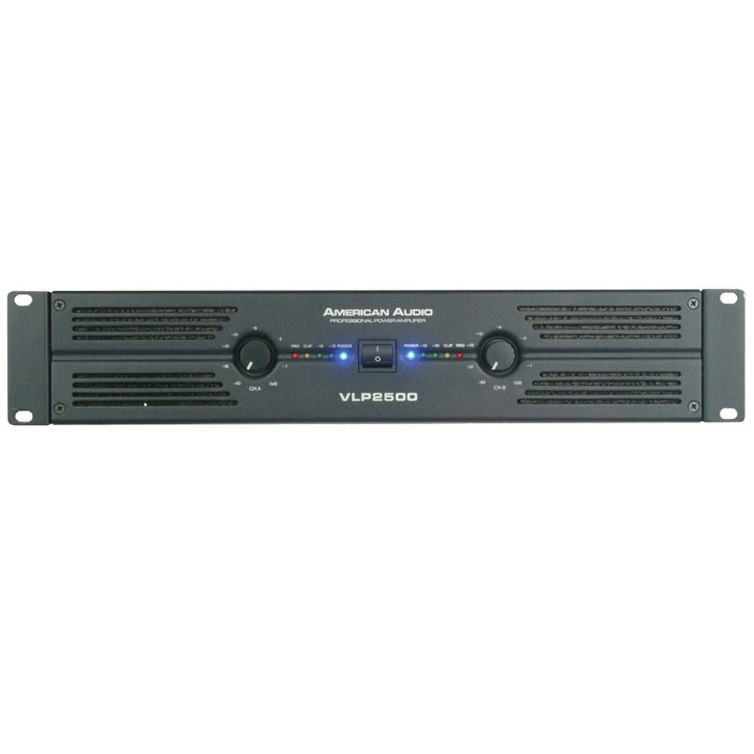 VLP2500 power amplifier