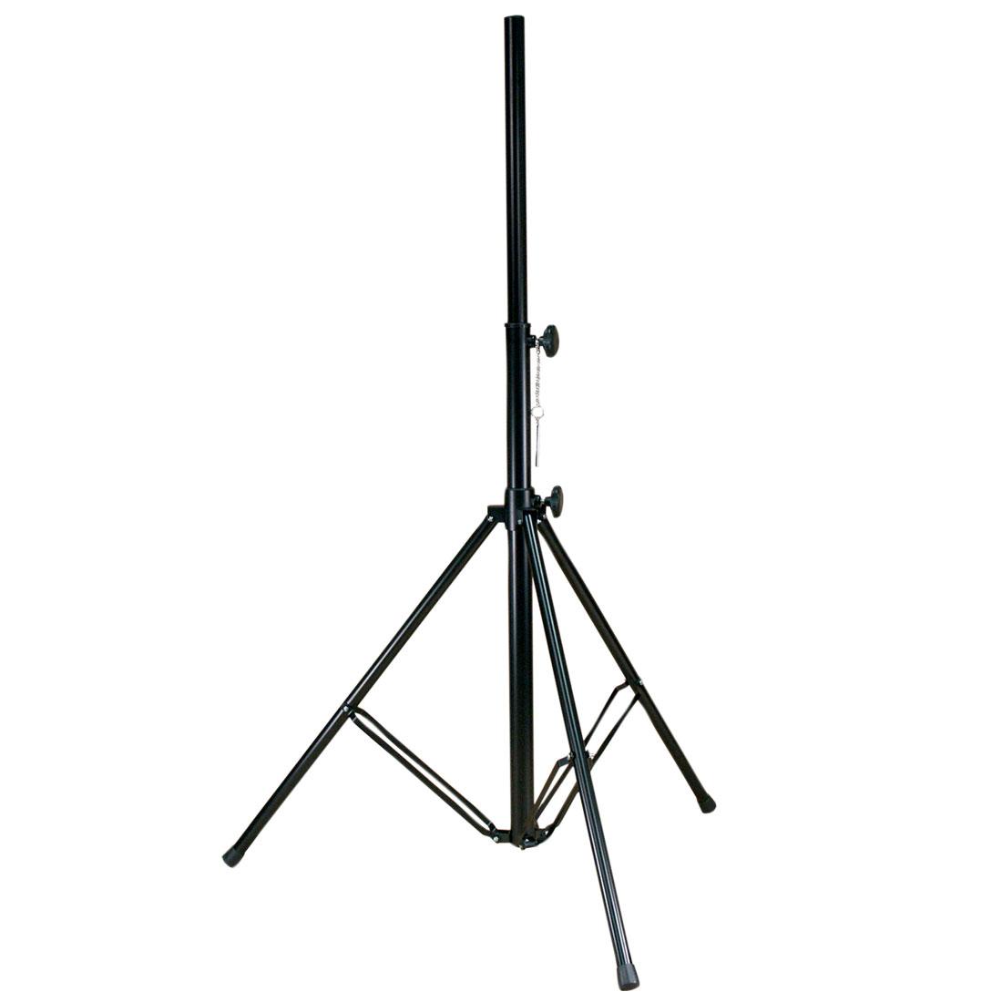 LSS-3S, PRO-speaker stand steel, black