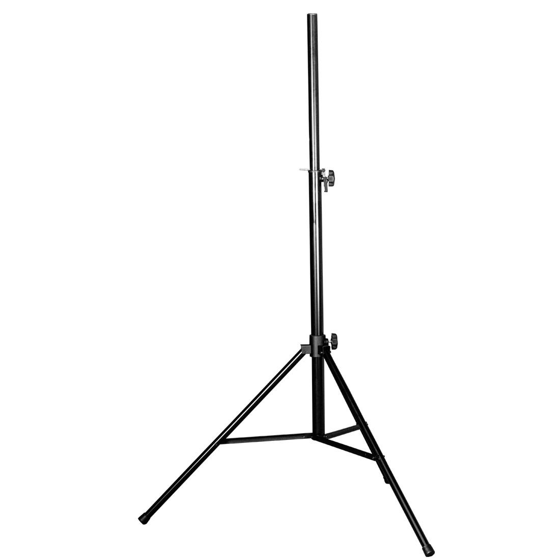 LSS 4S speaker stand steel, bl.