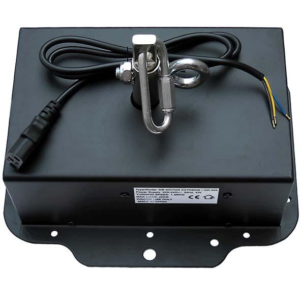 mirrorballmotor 1,5U/min (100cm/40kg) SA