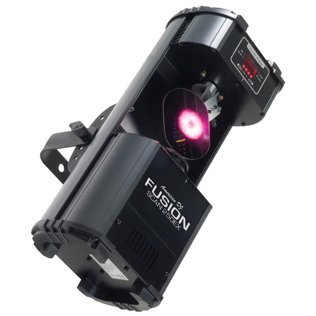 Fusion Scan 250 EX