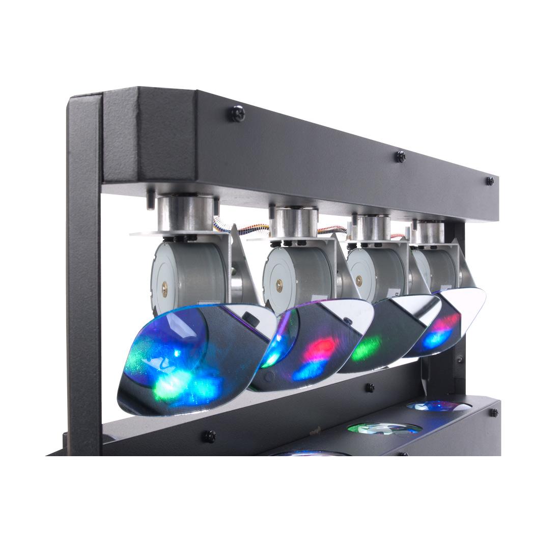 Quad Scan LED
