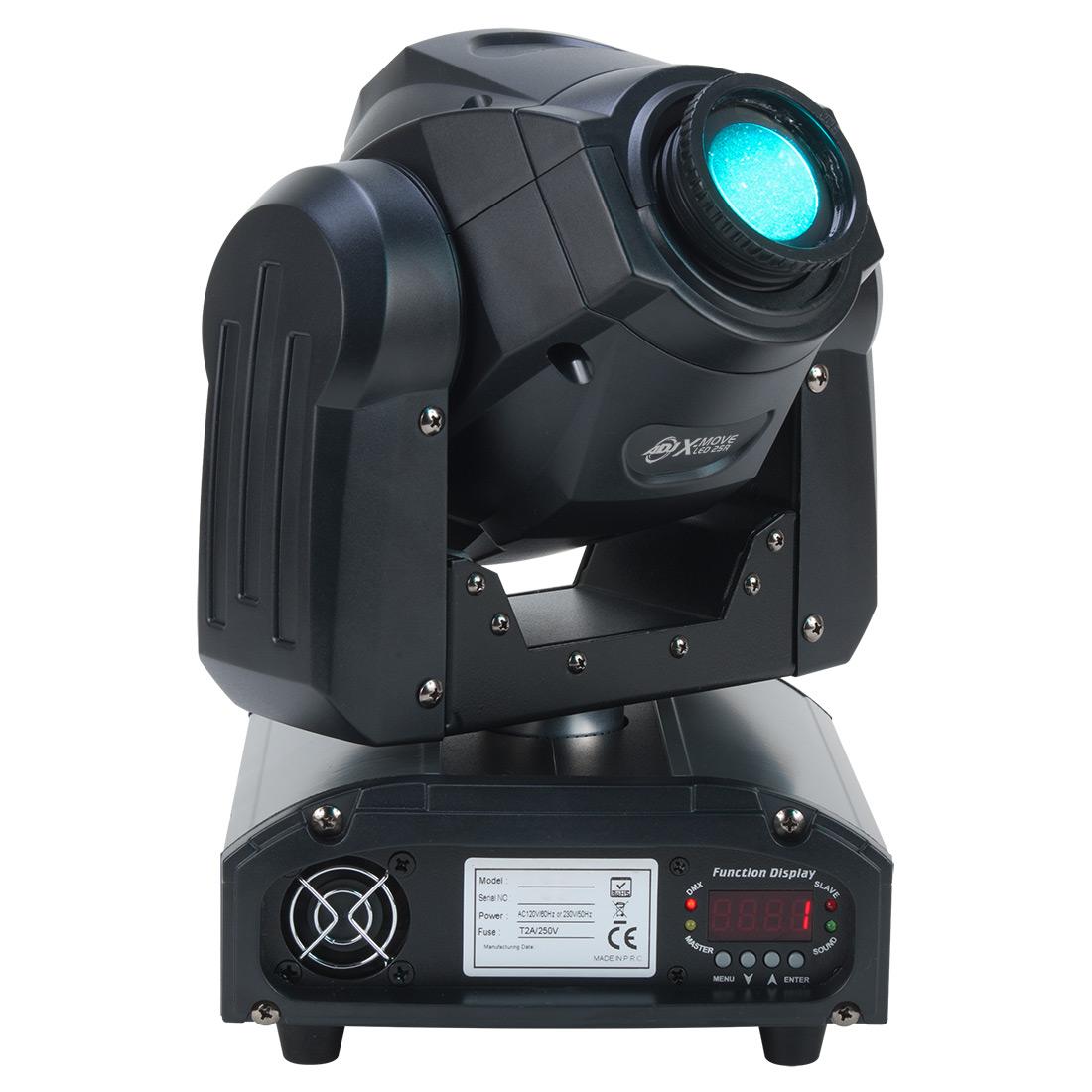 X-Move LED 25R