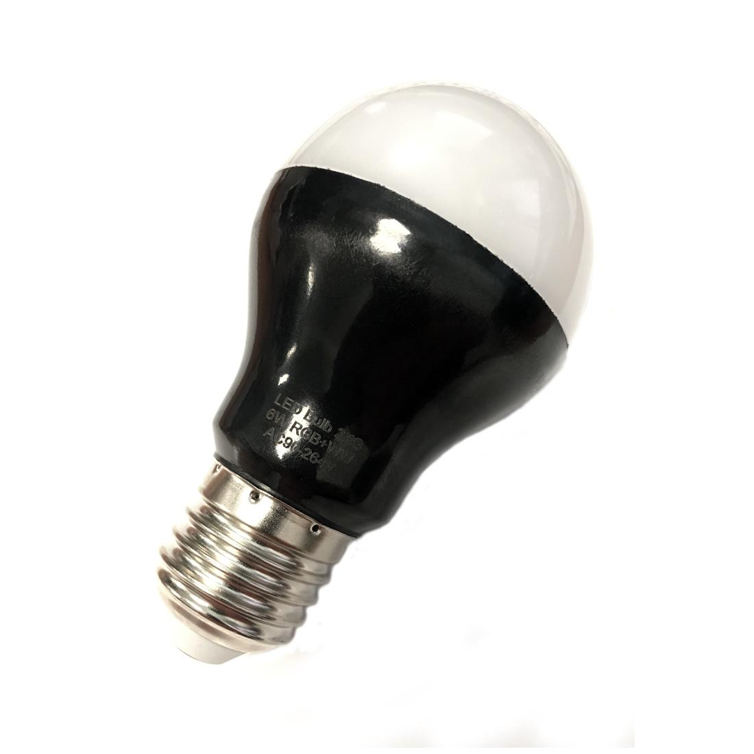 LED RGBW E27 BULB
