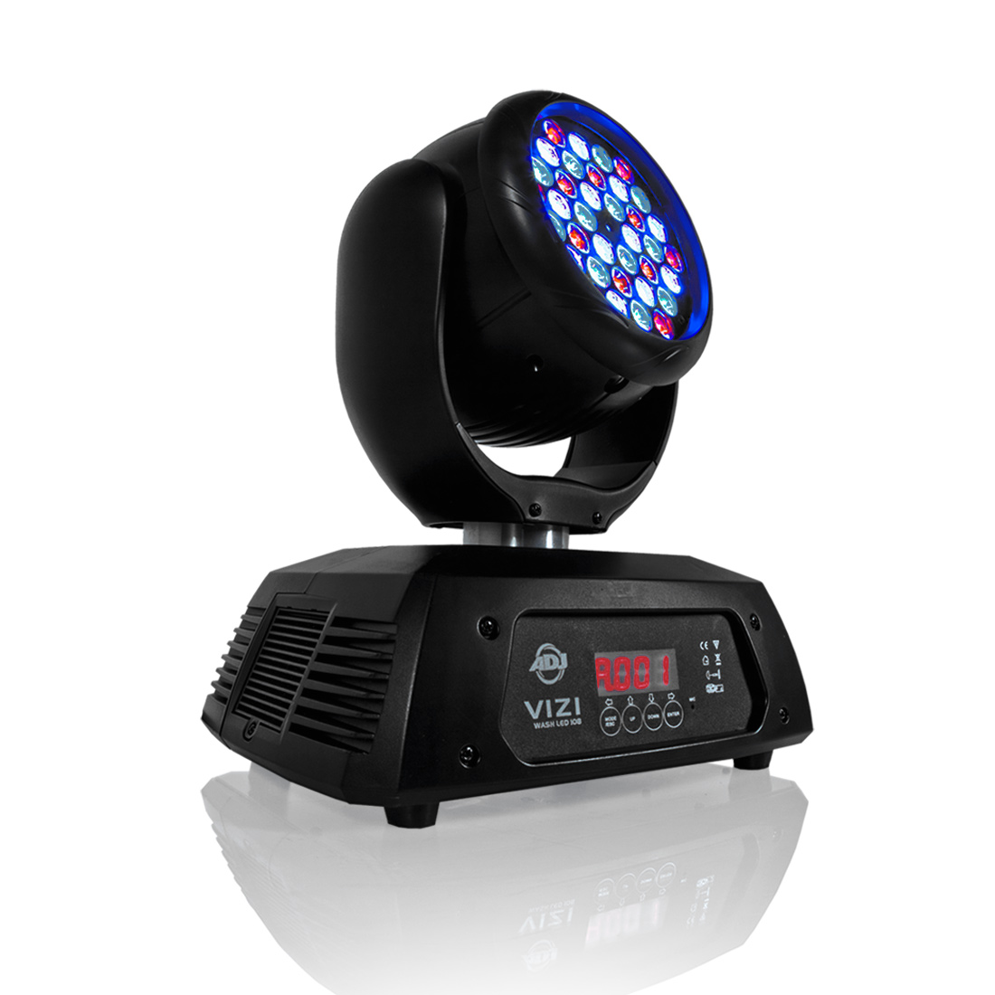 Vizi Wash LED 108