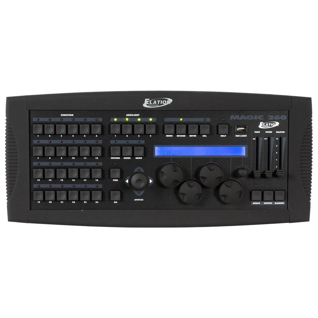 Magic 260 DMX controller