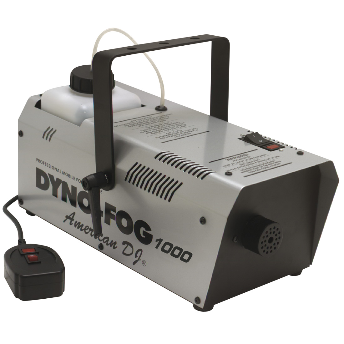 DYNOFOG 1000 - 1000W fog machine