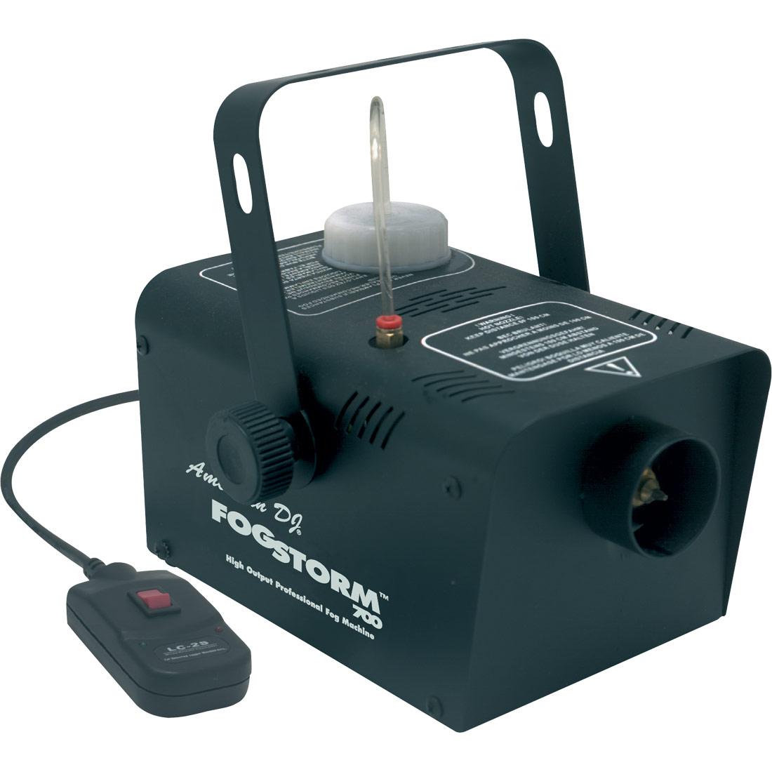 Fogstorm 700 - 700W Fogmachine