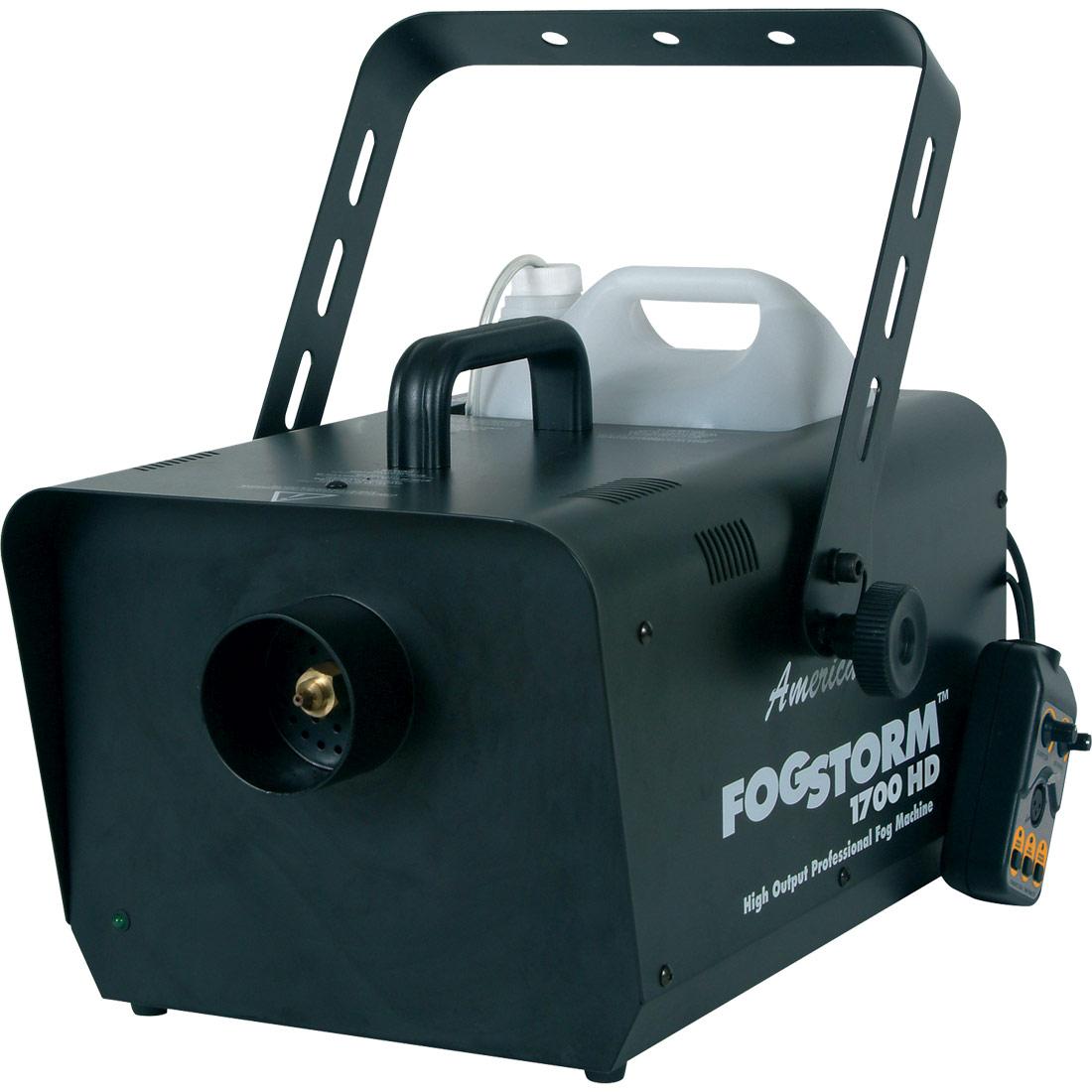 Fogstorm 1700HD - 1700W Fogmachine