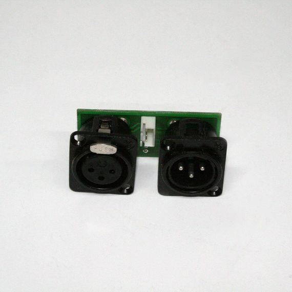 $XLR PCB AccuSeries (XLRFEM+XLRMale+PCB) Picture