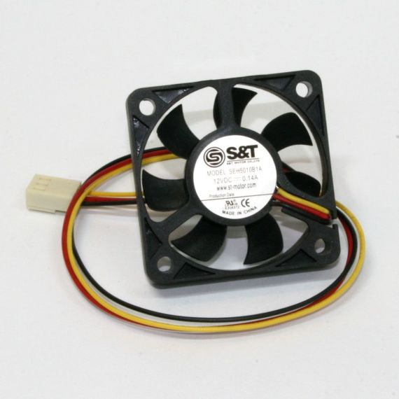 Fan12V140mA5010 HEAD XMoveLED 25R Picture