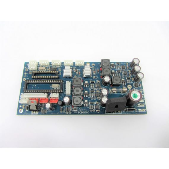 MainPCB0451B Viziwashled108 no IC Picture