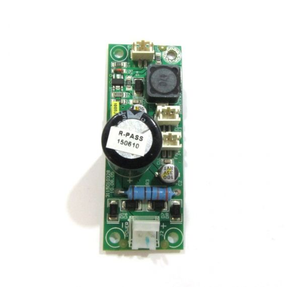 MainDriverPCBSpherionWhite Picture