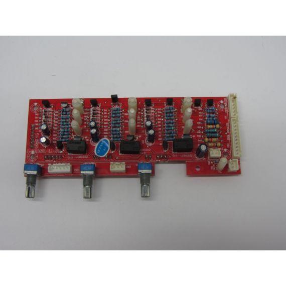 ControlPCB(potmeters)VLX3000 Picture