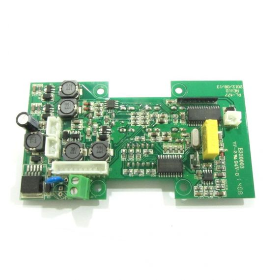 MainPCB MegaQAPAR38 Picture