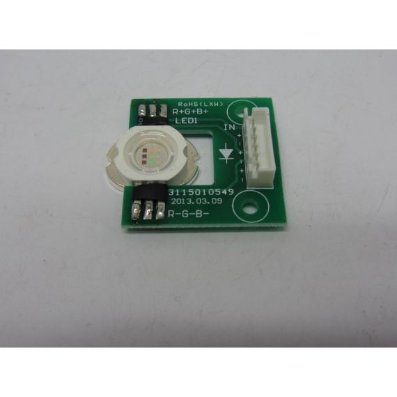 LEDPCBBOTTOMSingleLED No2COB-1 DotzFlood Picture