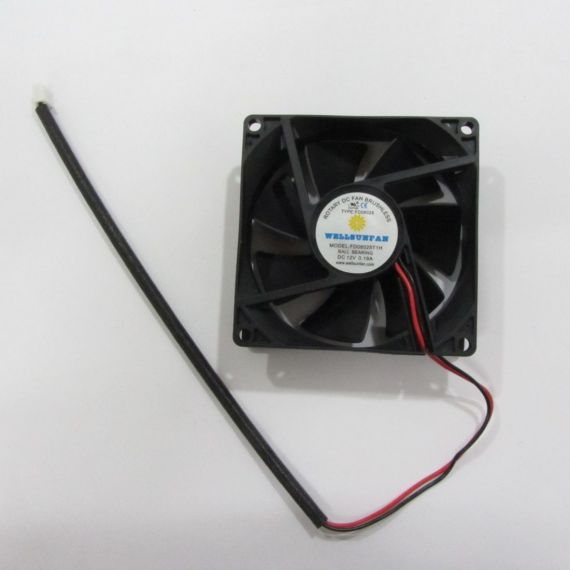 Fan12V0,2A 80x80x25 FogFuryJett Picture