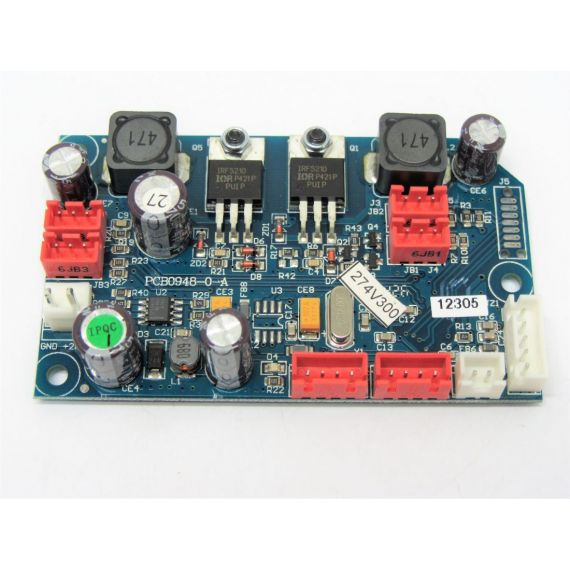 PCB0948-0-A + HY0274/6U01V300 Vspot5R Picture