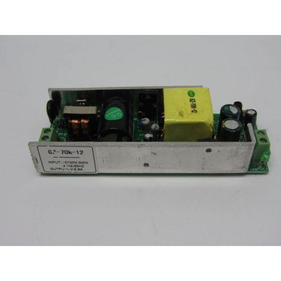 PSU 12V70W MiniDekker Picture