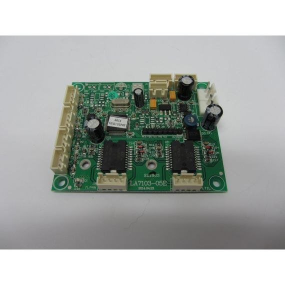 DriverPCB onLEDPCB  Asteroid1200 Picture