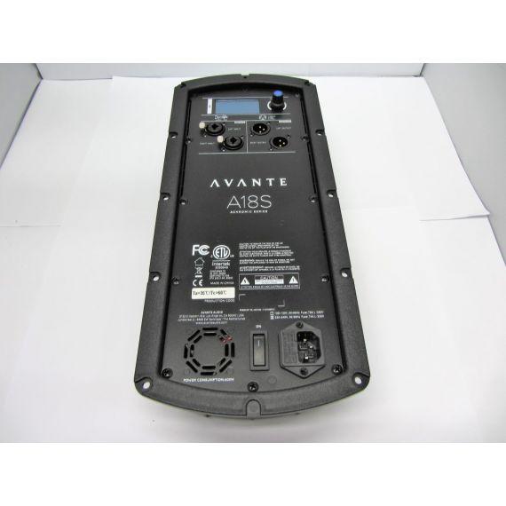 AmplifierModule AvanteA18S Picture
