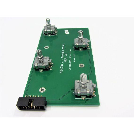 EncoderPCB  Midicon2 Picture