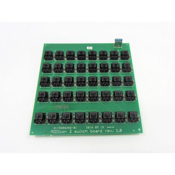 ButtonPCB  Midicon2 Picture