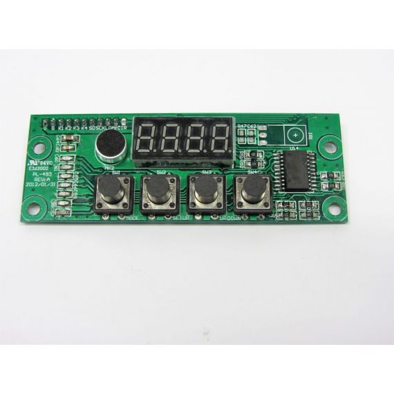 DisplayPCB MegaTri60 Picture